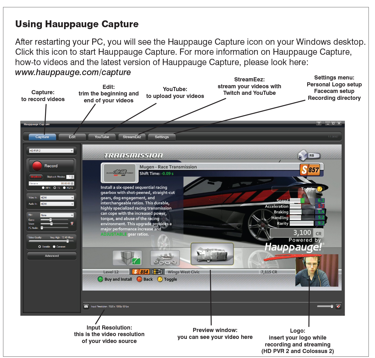 Hauppauge Capture