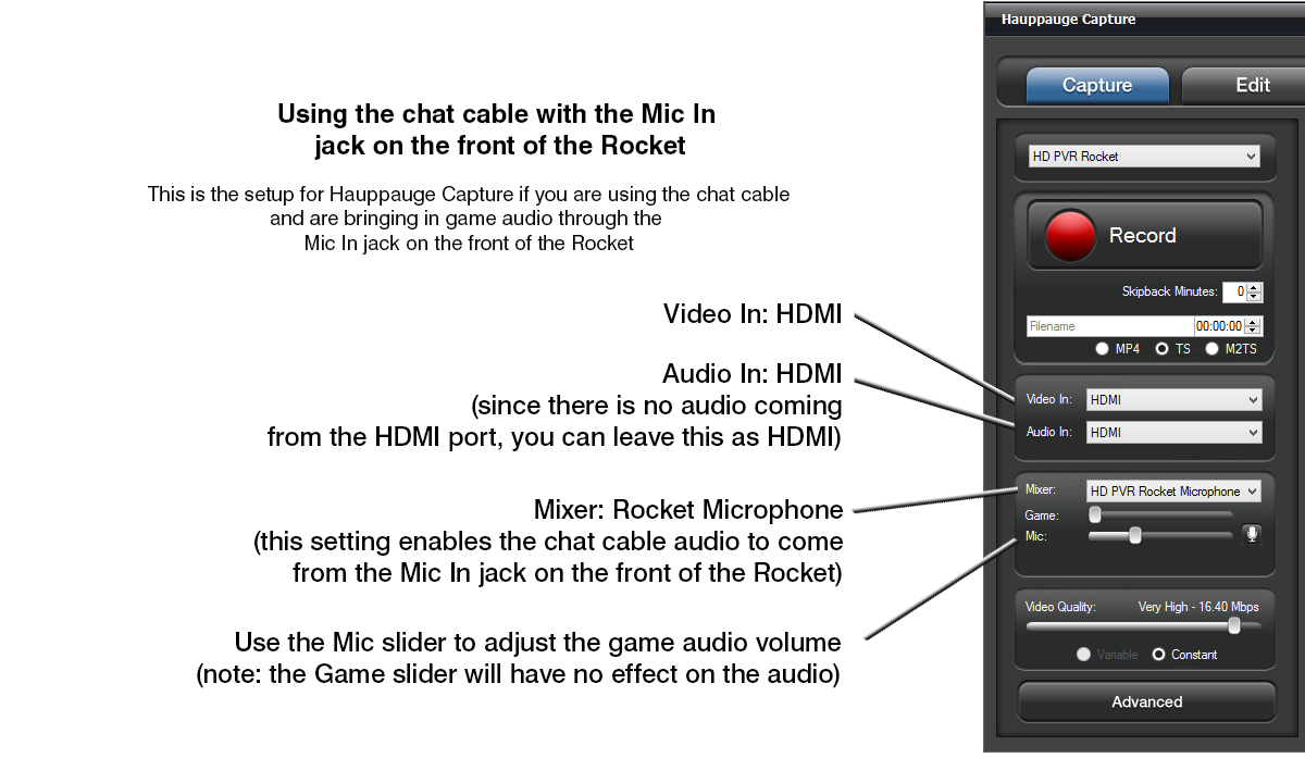 Add game audio into your PS4 recordings