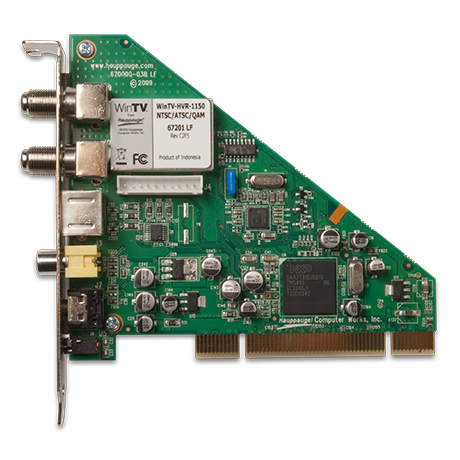 WinTV-HVR-1150 board