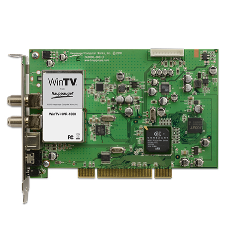 WinTV-HVR-1600 board