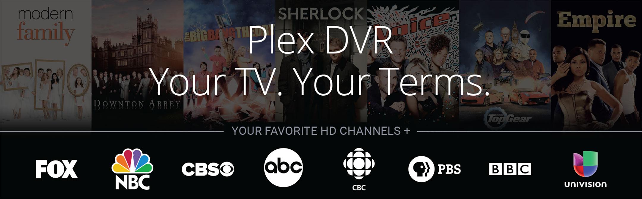 Hauppauge | TV Tuners for Plex