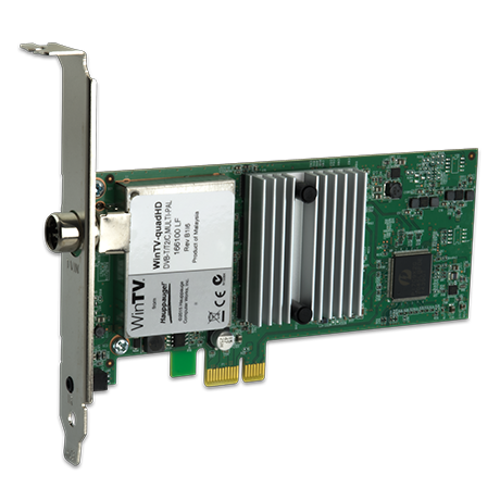 HAUPPAUGE Model 342 PCI TV Tuner-Card WinTV-HVR-1110